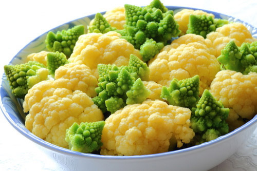 カリフラワーとブロッコリーの違い ビタミンが多いのは?